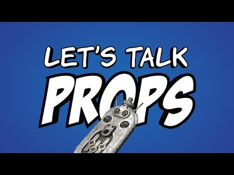 Lets Talk Props - The Jedi Communicator