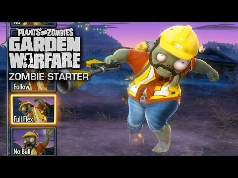 How to be a Zombie - Plants vs Zombies: Garden Warfare - Starter Guide