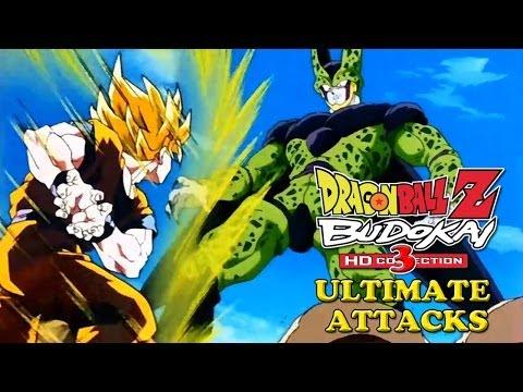 Dragon Ball Z Budokai 3 HD Ultimate Attacks