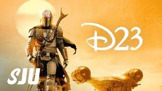 D23 REACTION!   The Mandalorian Trailer, She-Hulk, Moon Knight, Ms. Marvel and Disney+