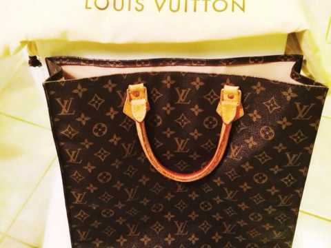 Louis Vuitton Sac Plat Bag Review - Louis Vuitton Outlet Canada