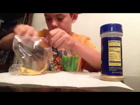 How to make fish bait