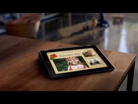 Apple iPad2 TV Commercial- If you ask...