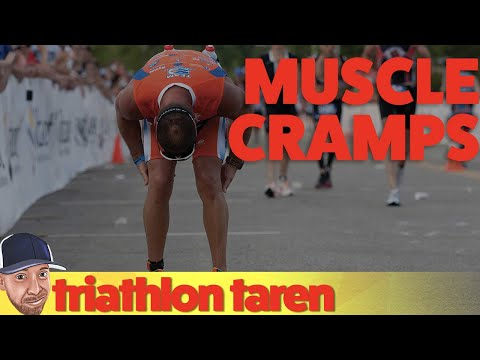 How Triathletes Can Avoid Race Cramps