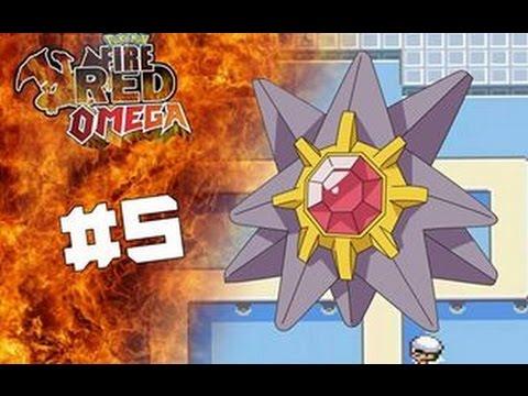 POTRZEBA SZCZĘŚCIA I TAKTYKI - Let's Play Pokemon Fire Red Omega #5