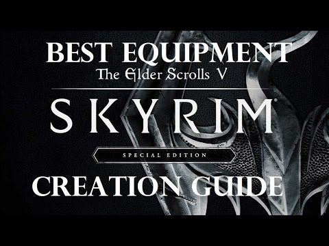 Skyrim | How To Make The Best Equipment, Potions, And Enchantments Guide