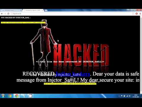 BPC Institute of Technology Krishnanagar Website HACKED