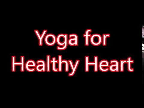 Yoga for Healthy Heart