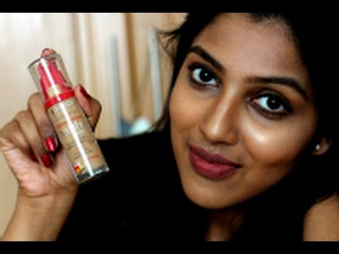 My foundation Routine| Review on Bourjois Healthy Mix Foundation for Indian Skin tone