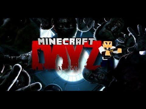 Minecraft - DayZ Mod is back! (Download na descrição)