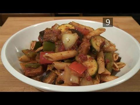 How To Cook Mediterranean Pasta