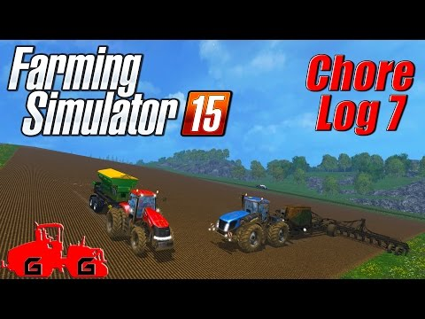 Farming Simulator 15: Chore Log 7 - The Need for Seed!