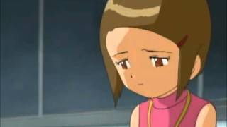 Digimon Adventure 02 - Girls Festival - Reflection - Kari Yagami
