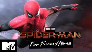 Spider-Man: Far From Home | Official Teaser Trailer | MTV Movies