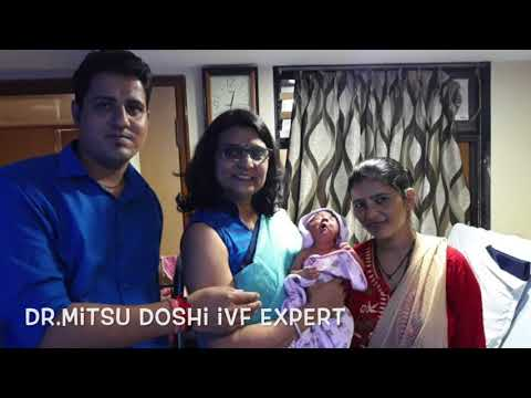 Test Tube Baby Centre Surat - Testimonial Of IVF Treatment Success In 1st Attempt