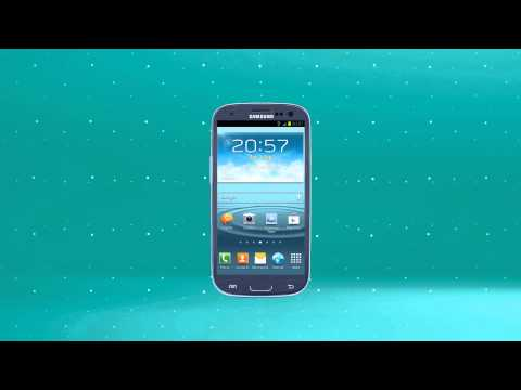EE - Samsung Galaxy S3: How to make a call