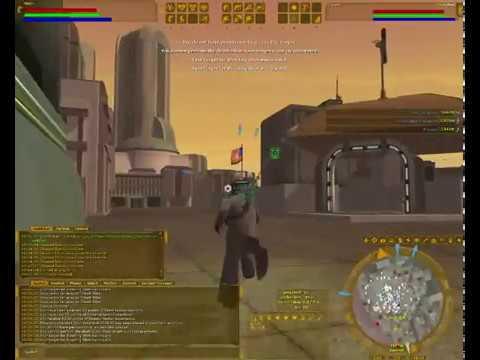 Pre-CU SWG Jedi Kill