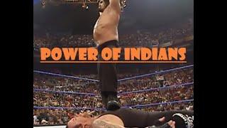 THE GREAT KHALI VS UNDERTAKER 2013 MAY 12