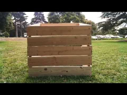 How to Build a Composter