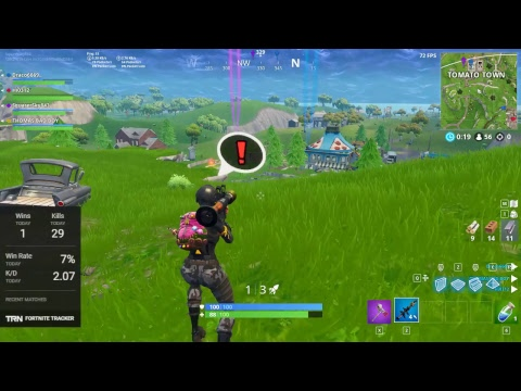 Fortnite l PC l NEW GAMEMODE