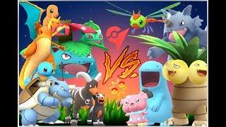 Pokémon GO Gym Battles Father