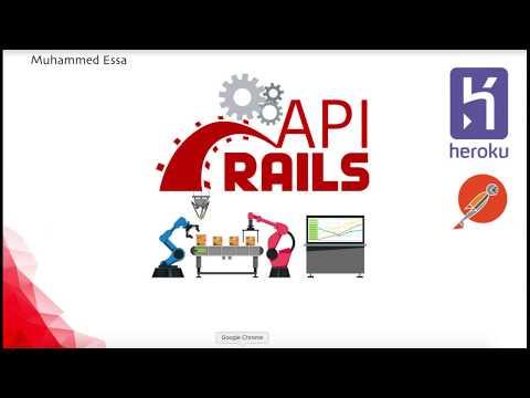6  Ruby on Rails API JWT CRUD