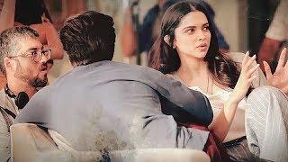 Deepika and Ranveer LLOYD Ad Making | Behind The Screen