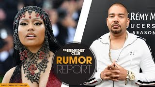 DJ Envy Snaps over Nicki Minaj's Threat to DJ Self