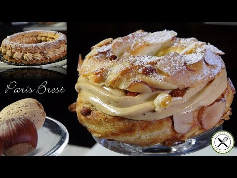 Paris-Brest Gâteau Recipe – Bruno Albouze – THE REAL DEAL