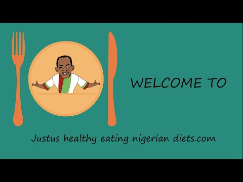 HEALTHY EATING NIGERIAN FOOD RECIPES
