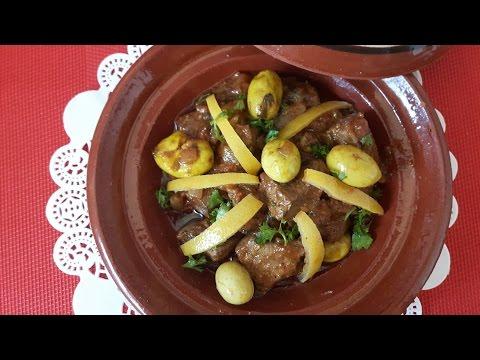 ❤️ Liver Tagine Moroccan Recipe ❤️❤️❤️ طاجين كبدة مشرملة لذيد ورائع ❤️