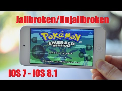 How to get GBA Emulator FREE on IOS 8.1 - IOS 7