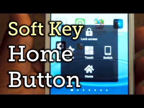 Access Your Samsung Galaxy S3 Without a Functioning Home Button [How-To]