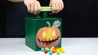 DIY Gumball Halloween BOX Machine
