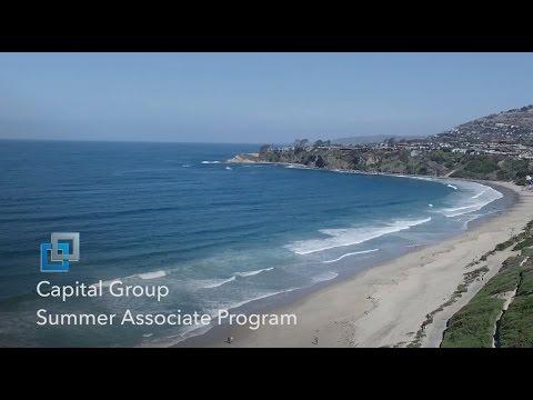 Capital Group on Campus – Summer Associate Program