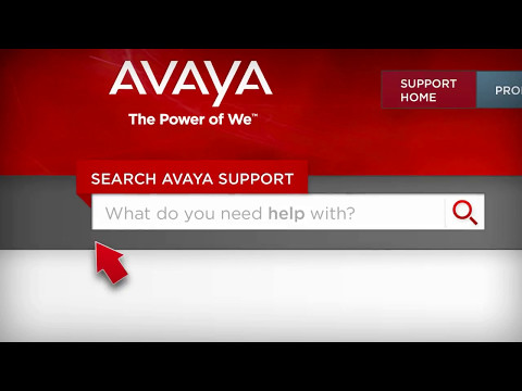 Support site: quick tour, view the highlights of the powerful, new features of support