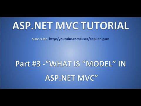 Part 4 - MODEL Binding in ASP.NET MVC (Model-View-Controller)