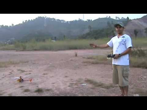 How to Fly RC Heli Lesson 1-6