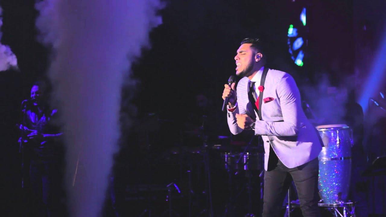 Ronald Borjas - Cántalo (en vivo en el Showcase Da Capo)