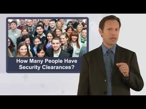 How Many People Have Security Clearances?
