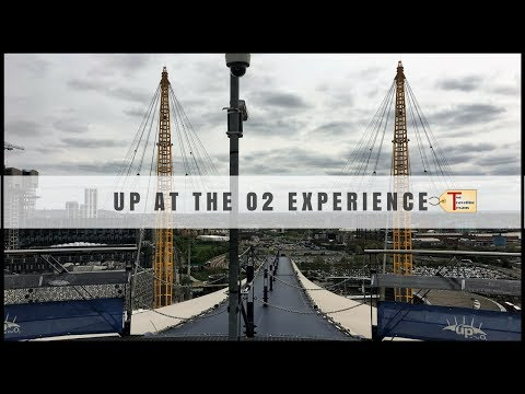 Up at the O2 Climb in London