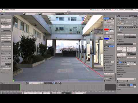 Blender Add-on: BLAM - the camera calibration toolkit