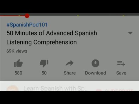 Language Learning Trick - Slow Down Audio Playback Speed on YouTube