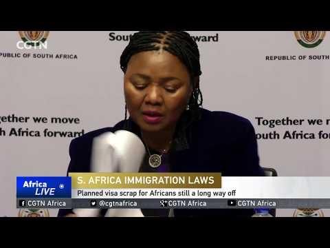 South Africa Immigration Laws: Planned visa scrap may still be a long way off