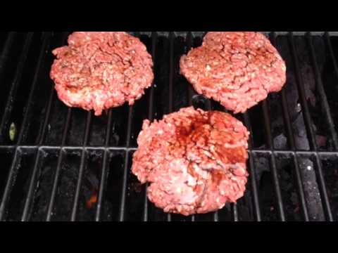 A Quick Easy Way To BBQ Tasty Hamburgers With Worcestershire Sauce