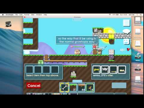 Growtopia how to become rich