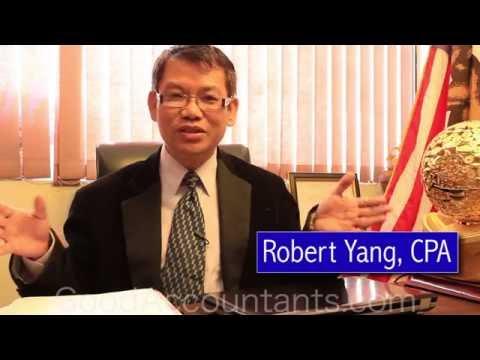 Robert Yang , CPA  Monterey Park, CA