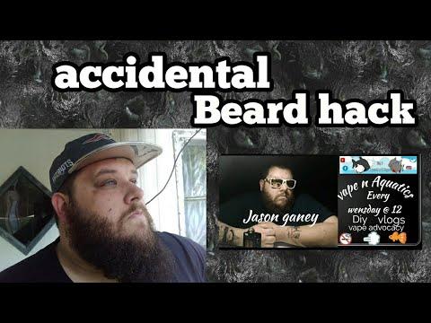 Beard Teaser; I discovered accidental beard hack