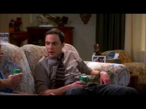 Sheldon & Bernadette's Father Get Drunk, Shelly Throws up!! (TBBT: 7X09 The Thanksgiving Decoupling)