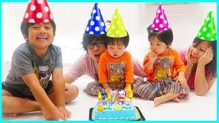 Ryan's 7th Birthday Special Celebration!!!!! Happy Birthday, Ryan is 7 years old!!!!
